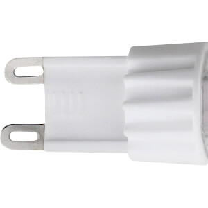 LED-Lampe G9, 4,5 W, 450 lm, 3000 K GREENLED 3950