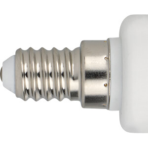 LED-Röhrenlampe E14, 4 W, 370 lm, 3000 K, matt GREENLED 3986