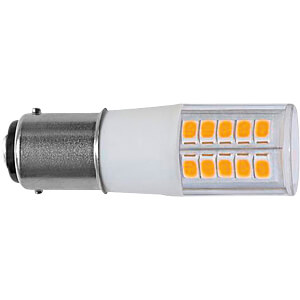 Ledlamp, B15d, 5,5 W, 575 lm, 3000 K GREENLED 4220