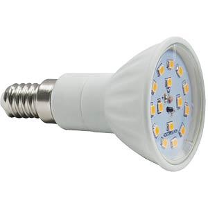 LED-Strahler E14, 5,5 W, 350 lm, 3000 K, dimmbar GREENLED 3614