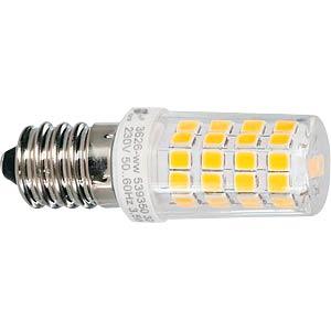 LED-Röhrenlampe E14, 3,6 W, 300 lm, 3000 K GREENLED 3626