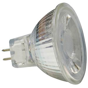 LED-Strahler GU5,3, 3,0 W, 200 lm, 3000 K GREENLED 0030