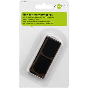 Photography, box, memory cards GOOBAY 95350