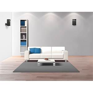 Multiroom, Wandhalter, Soundtouch 10/20, schwarz HAMA 118035