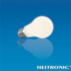 LED AGL-Form, 4 W, 300 lm, EEK A+ HEITRONIC 16473