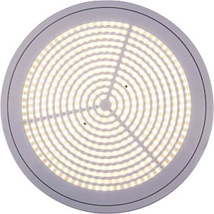 LED Panel, rund, 16W, dimmbar, EEK A HEITRONIC 27560