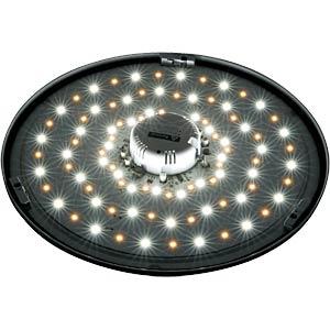 LED Deckenleuchte 37 W, mit Fernbedienung, EEK A++ - A HEITRONIC 27652