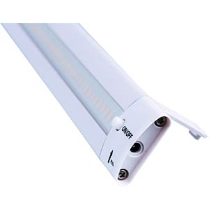 LED under-cabinet lamp 30 cm 48 LEDs, clear HEITRONIC 28782
