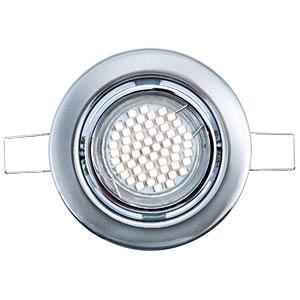 LED Einbaustrahler, 3er Set - warmweiß, matt, EEK A++ - E HEITRONIC 30164