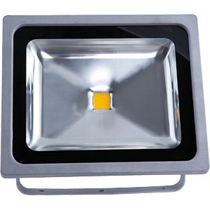 LED floodlight, 20 W, cool white, EEC A PEREL LEDA3002CW-B