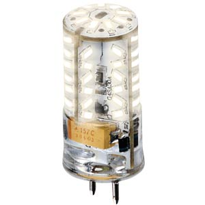 LED light bulb GY6.35, 1.8 W, neutral white HEITRONIC 16239