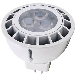 LED Strahler GU5,3,  4 W, 220 lm kw, EEK A HEITRONIC 16705