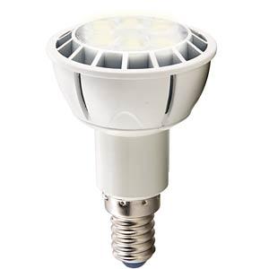 LED-Strahler E14, 7 W, 400 lm, 2700 K HEITRONIC 16718