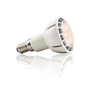 LED-Strahler E14, 7 W, 400 lm, 6400 K HEITRONIC 16719