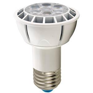 LED Strahler E27 7 W, kaltweiß, EEK A HEITRONIC 16721