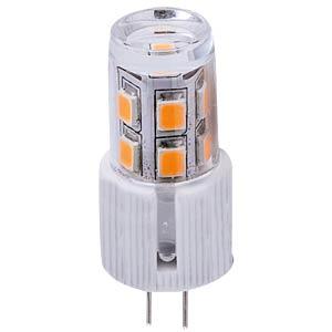 LED Leuchtmittel, G4, 2 W, 190 lm, warmweiß, EEK A++ HEITRONIC 16894