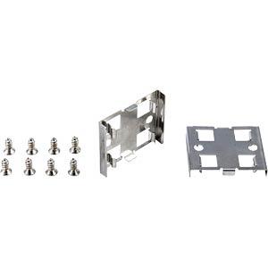 Retaining clip Mecano, pack of 2 HEITRONIC 21408