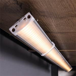 Halteklammer Mecano, 2-er Pack, flexibel HEITRONIC 21410