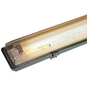 Workshop light, diffuser luminaire, T8 HEITRONIC 26170