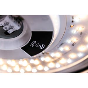 Smartlight WIFI LED ceiling light fixture HEITRONIC 27658