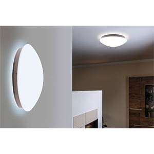 SWITCH LED ceiling light fixture HEITRONIC 27770