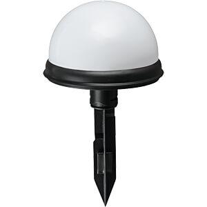 Solar LED light TELESTO HEITRONIC 35344
