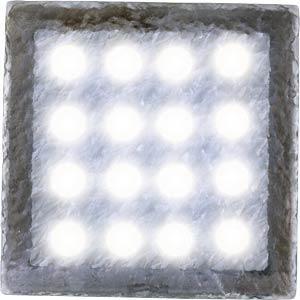 LED Pflasterstein Akiaki, EEK A++ - A HEITRONIC 35927