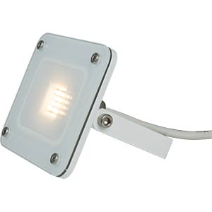 LED FLODD BRIGHTON 10W, WHITE HEITRONIC 37346