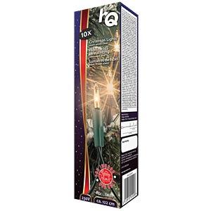 Weihnachtsbeleuchtung mit 10 Glühlampen HQ 48701