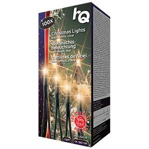 Weihnachtsbeleuchtung mit 100 Glühlampen HQ HQCLS48705