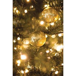 Weihnachtsbeleuchtung mit 50 Glühlampen HQ HQCLS48704