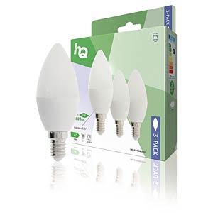 LED-Lampe E14, 3 W, 250 lm, 2700 K HQ HQLE14CND3P01