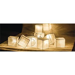 Lichterkette, 0,02 W, für innen, warmweiß HQ HQLEDSLSQRCOT