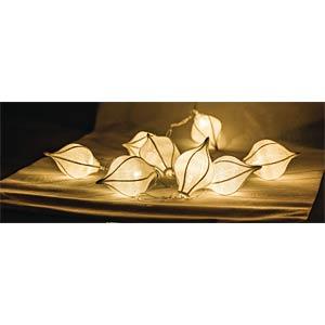 Lichterkette, 0,02 W, für innen, warmweiß HQ HQLEDSLWTRDRW