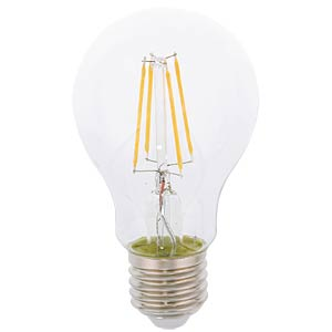 filament LED lamp,  6 w, 800 lm, 2700 k HQ HQLFE27A60001