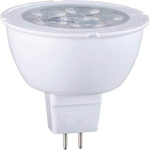 LED-Lampe MR16 GU5.3 4 W 250 lm 2.700 K, EEK A+ HQ HQLGU53MR16001