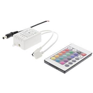 Controller + Fernbedienung für LED-Streifen, RGB HQ HQRGBCONTROL