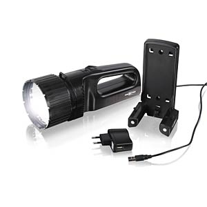 Battery-powered searchlight, 5 W power LED ANSMANN 1600-0055