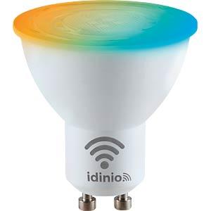 IDINIO 140115 01 - Idinio Smart WiFi GU10 spot