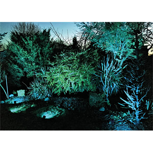 LUXULA ultimate garden light set, IP68 LUXULA LX0654