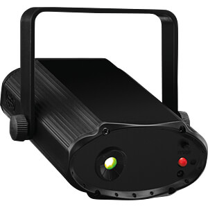 IMG LSE-12RG - Mini-Laser-Effektgerät