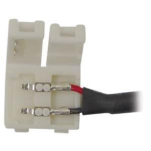 Anschlusskabel für LED-Streifen Jamara 5050, 190 mm JAMARA 700900