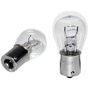 Glühlampen, BA15S, 21 Watt, 2 Stck. EAL 13037