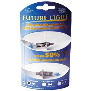 Future Light H1 12V 55W P14,5S, 2 Stck. EAL 13171