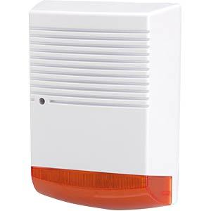 Outdoors dummy alarm, dummy siren KH SECURITY 250111