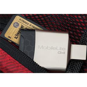 Card Reader, USB 3.0, MobileLite G4 KINGSTON FCR-MLG4