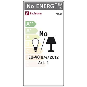 Verbinder für LED-Streifen MaxLED, 1000 mm PAULMANN 70575