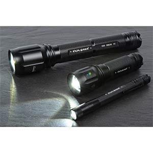 Stift-Taschenlampe, 100 lm, mit Rebel LED Chip EXPLORER E72