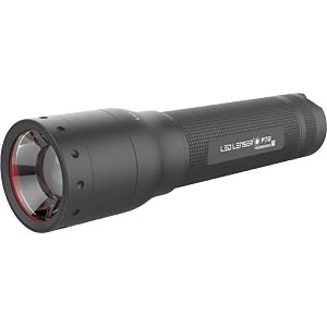 LED-Taschenlampe P7R, 1000 lm, schwarz, Li-Ion-Akku LEDLENSER 9408-R