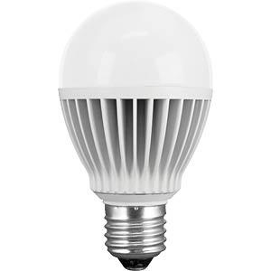 LED Lampe, 10W, E27, 2700K, EEK A+ TCP 120LDA10E27COA27KV3